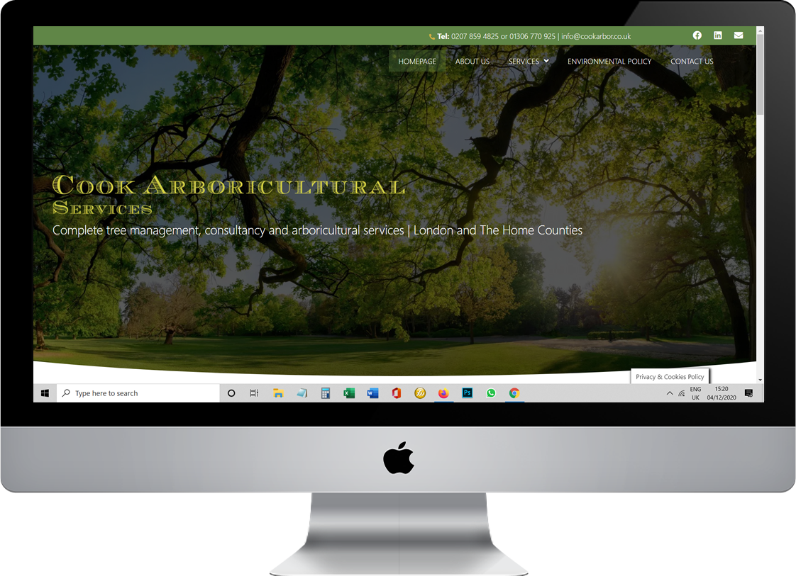 Web Design Surrey by SurreyWebDesigns.com